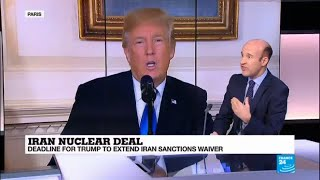Iran nuclear deal: how much damage could a US withdraw actually do?