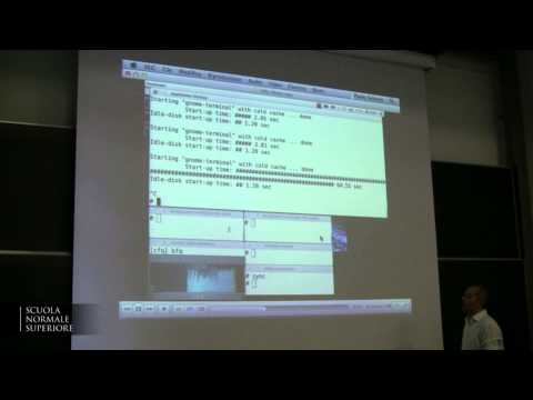 LinuxDay Pisa 2013 :Improving Application Responsiveness with the BFQ I/O Scheduler (Paolo Valente)