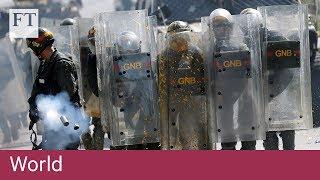 Venezuela at boiling point   World
