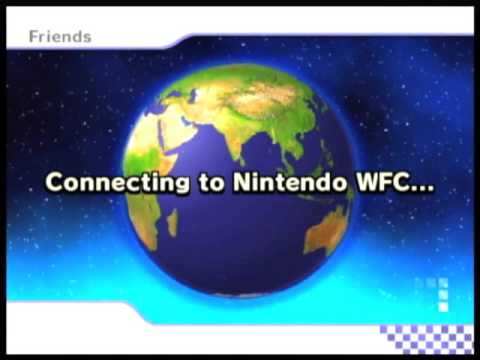 Mario Kart Wii (Anew) ~ Nintendo WFC / Mario Kart Channel / License Settings
