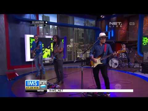 Performance Baim dan Gugun Blues Shelter - Tap DancerIMS