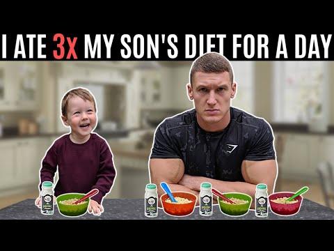 Xxx Mp4 I Ate 3x My Son 39 S Diet For A Day 3gp Sex