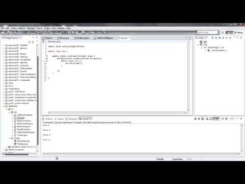 How to create an Executable Jar File in Eclipse with a Java Application