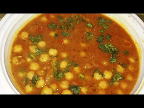 How to make chole recipe in hindi