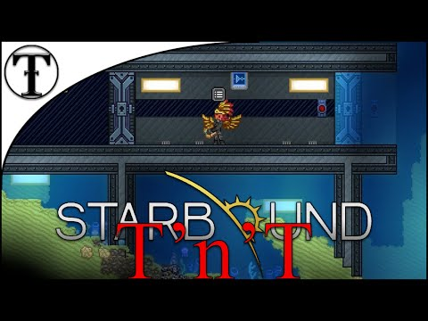 Simple Underwater Airlock and Moon Pool Tutorial :: Starbound Tips and Tricks