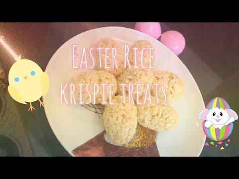 Diy Easter Rice Krispie Treats