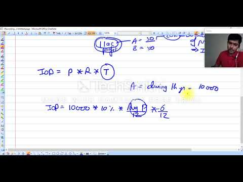 class 8 numericals on interest on drawings