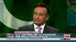 CNN: U.S. cutting aid to Pakistan