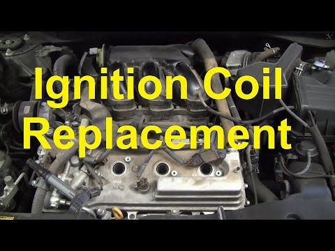 How To Replace An Ignition Coil On A Toyota Camry V6