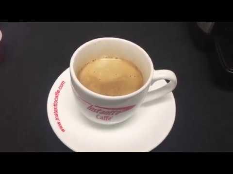 Recipe Book: How to make a double shot espresso
