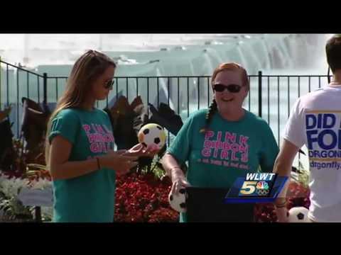 Kicks Cancer begins at Kings Island