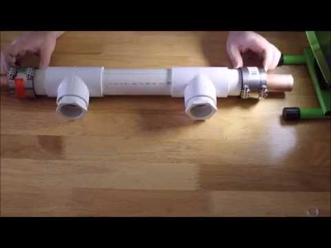 How To Make A Heat Exchanger - Cheap