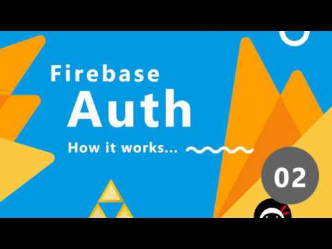 Firebase Authentication Tutorial #2 - How Firebase Auth Works