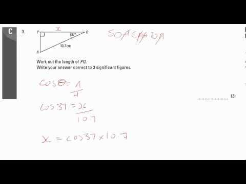 End of Unit Test - U20 Pythagoras Q3