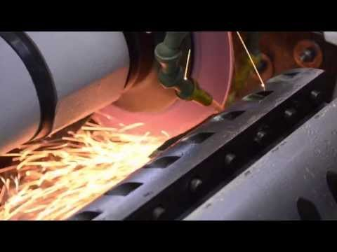 Moulding Knives Video, Moulding Knife Grinding & Moulding Knife Steel