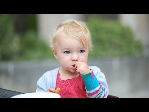 Top 5 Finger Foods for Babies | Baby Food