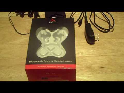 JayBird JB-200 Freedom Bluetooth Stereo Headphones Review