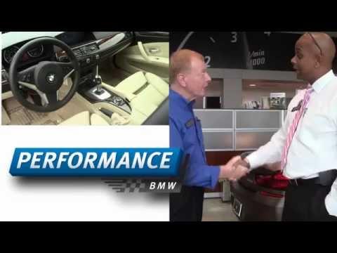 Performance BMW Loaner Vehicle Program