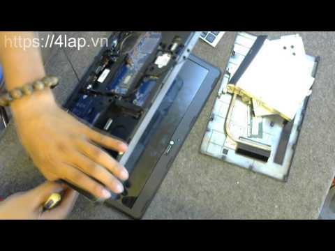 HP Probook 4440S 4441S Laptop Motherboard Replacement