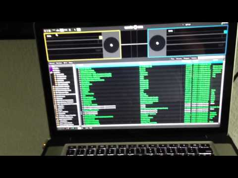 How to work serato itch with mix emergency