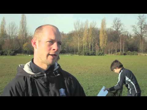 All Blacks Pop-up Training - Regent's Park, London