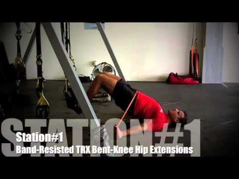 Mens Health TRX Spartacus 2 0 Workout Powered by Workout Muse