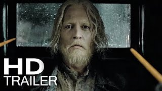 ANIMAIS FANTÁSTICOS: OS CRIMES DE GRINDELWALD | Trailer (2018) Legendado HD