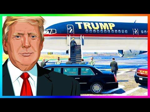 Donald Trump Wants To BAN Grand Theft Auto 5! (GTA 5)