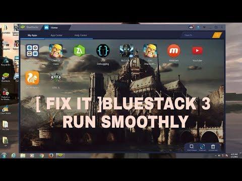 Bluestack 3 Lag Fixed