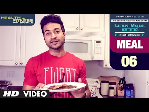 MEAL 06 - Protein Pancake | LEAN MODE by Guru Mann |  Health and Fitness