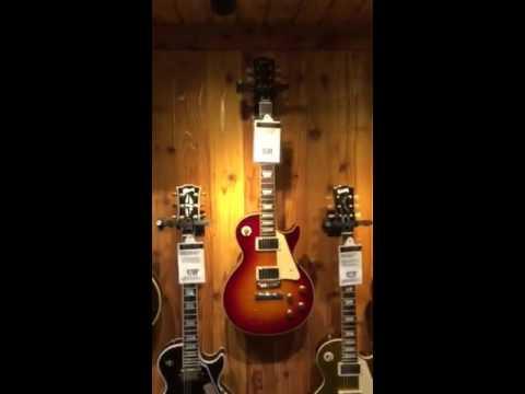 At Guitar Center!!!