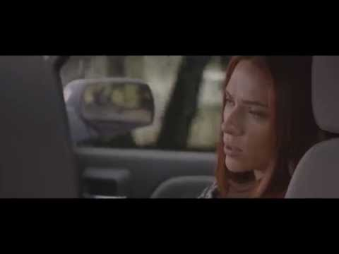 Captain America: The Winter Soldier. Steve and Natasha scene.