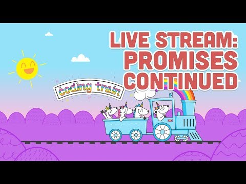 Live Stream #138: Promises Continued