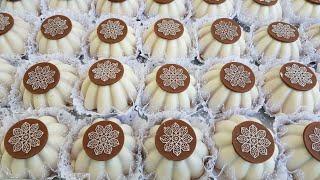 جديد و روائع 2018 صابلي القبة برستيج تحفة يهبل محشي بالحلقوم هش أول حلوى لطلبية العرس