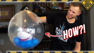 A CRAZY Way to Inflate Balloons
