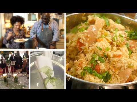 New Orleans Jambalaya  | Cooking with Chef Averriel Thomas