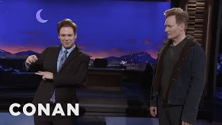 Conan Trains His Successor  - CONAN on TBS