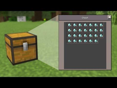 Minecraft Pocket Edition 1.0 Duplication Glitch & Cheat! (UNLIMITED DIAMONDS)