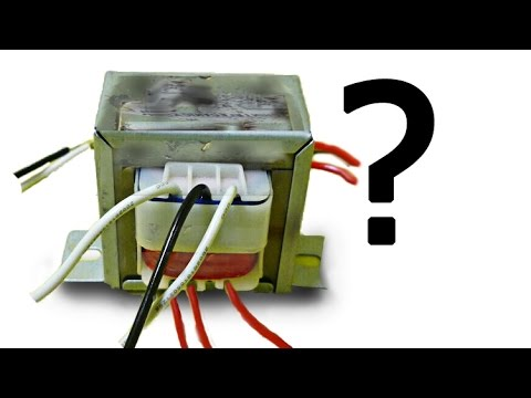 Find input current, output voltage and power of this transformer