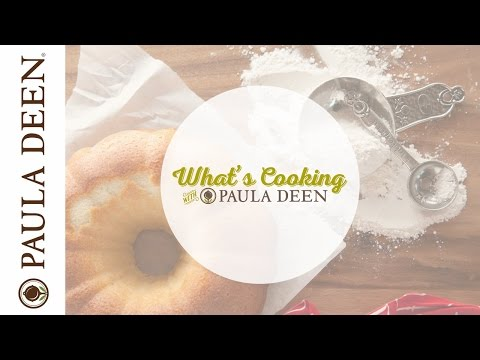 Hush Puppy & Fried Fish - What's cooking with Paula Deen?