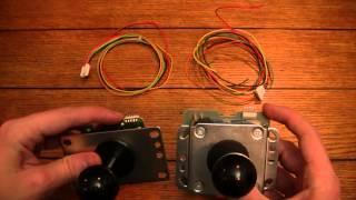 Replacing my Sanwa Joysticks with Seimitsu LS-32's