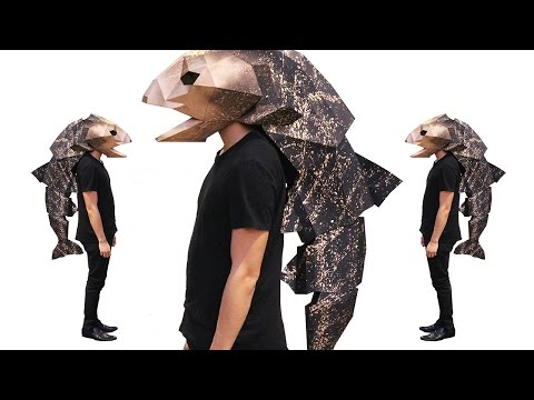 Last Minute DIY Halloween Costume | Dear Adam