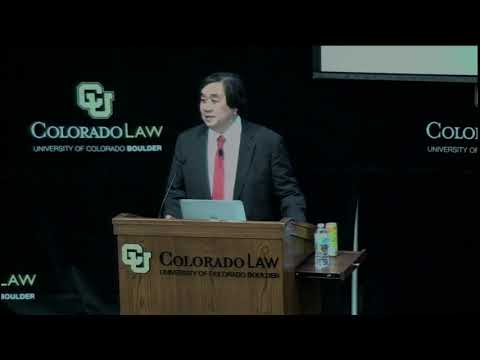 Harold Koh - The Trump Administration and International Law