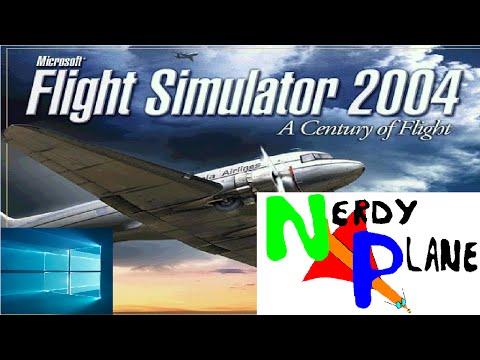 How to Install and Run Flight Simulator 2004 in Windows 10