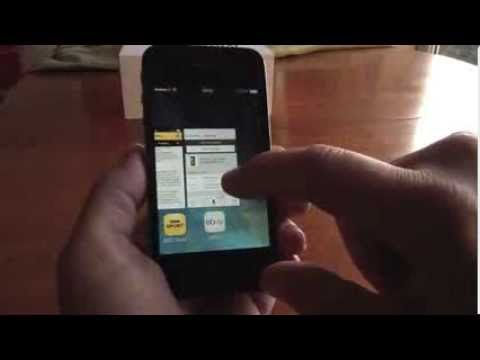 iOS 7 How to Close Applications & Multi Task SEPT 2013 Update