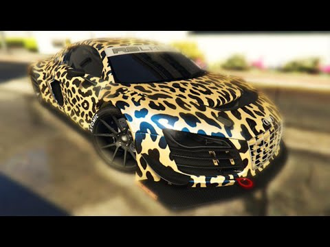 GTA 5 DLC UPDATE NEW SUPER CARS COMING TO GTA ONLINE?! - NEW DLC FOUND!