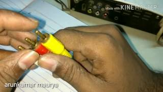 basic idea to solve sound related fault in CRT TV  part 1