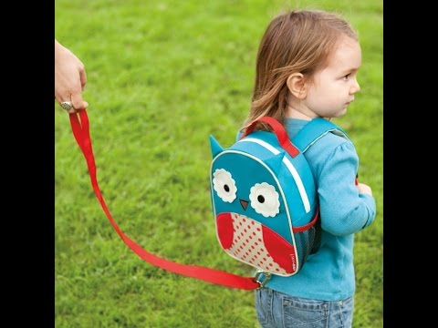 Review: Skip Hop Zoo Safety Harness, Owl