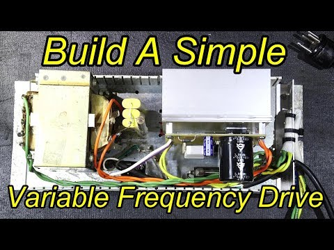 Build A Simple VFD or Variable Frequency Drive!