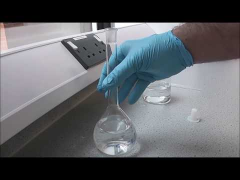 pH Titration  :  Part 1/3  :  Preparing a borax standard
